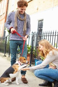 Dog walking can help people feel safer in their neighborhood (PRNewsFoto/Mars Petcare)
