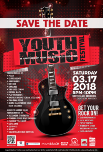 Save the date! And Join us at the 2nd Annual #MBYouthFest!