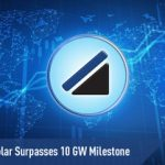 GameChange Solar Supera el Hito de 10 GW